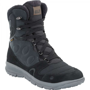 Jack Wolfskin Women's Vancouver Texapore High Boot – 8 – Black