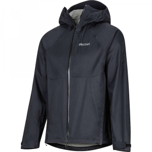 Marmot Men's PreCip Stretch Jacket – Large – Black