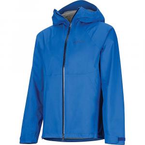 Marmot Men's PreCip Stretch Jacket – Medium – Surf