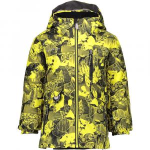 Obermeyer Boy's Nebula Jacket – 4 – Night Vision Camo