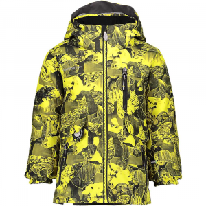 Obermeyer Boy's Nebula Jacket – 5 – Night Vision Camo