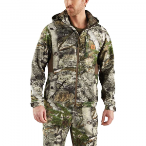 Carhartt Men's Buckfield Jacket – XXL Regular – Mossy Oak Mountain Country