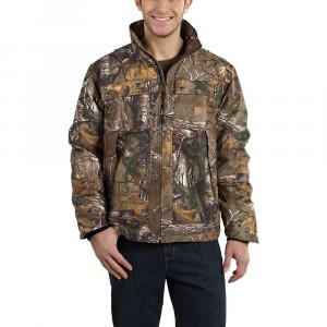 Carhartt Men's Quick Duck Camo Traditional Jacket – XL – Regular – Realtree Xtra