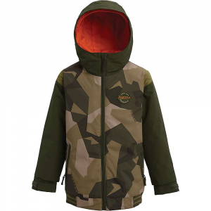 Burton Boys' Gameday Jacket – Large – Three Crowns Camo
