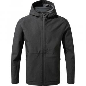 Craghoppers Men's Vertex Jacket – Medium – Black Pepper Marl