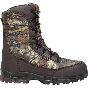 Lacrosse Men's Silencer 8IN 800G Insulated Boot – 8.5 – Mossy Oak Break Up Infinity