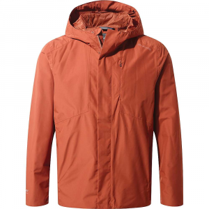 Craghoppers Men's Treviso Jacket – Large – Burnt Whisky