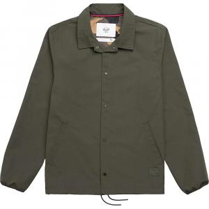 Herschel Supply Co Men's Coach Jacket – Medium – Dark Olive