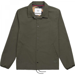 Herschel Supply Co Men's Coach Jacket – XL – Dark Olive