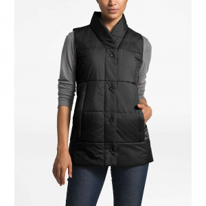 The North Face Women's Femtastic Insulated Vest – XS – TNF Black