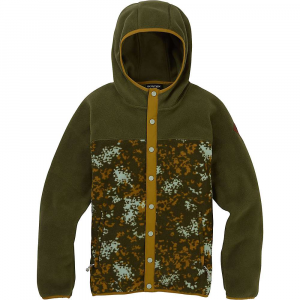 Burton Women's Hearth Snap Jacket – XS – Keef / Wheeler Camo