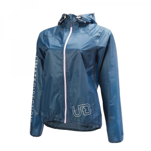 Ultimate Direction Women's Deluge Shell Jacket - Large - Deep Sea
