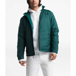 The North Face Men's Junction Insulated Jacket – Small – Ponderosa Green