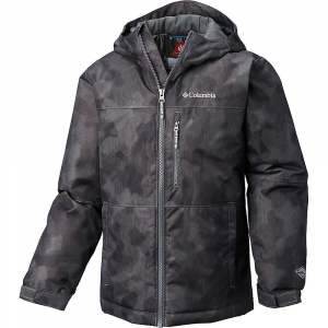 Columbia Toddler's's Boys Magic Mile Jacket – 2T – Grill Camo Lines