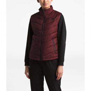 The North Face Womens Tamburello Vest – XS – Deep Garnet Red