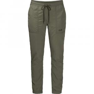 Jack Wolfskin Women's Kalahari Cuffed Pant – Medium – Woodland Green