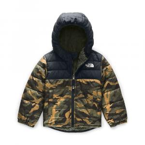 The North Face Toddler's Boys Reversible Mount Chimborazo Hoodie – 3T – British Khaki Mini Waxed Camo Print