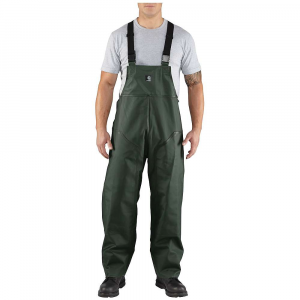 Carhartt Men's Surrey Bib Overall – Large Tall – Green