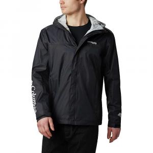 Columbia Men's PFG Storm Jacket – XL – Black / Cool Grey
