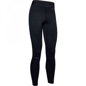 Under Armour Women's Packaged Base 3.0 Legging – Small – Black / Pitch Grey