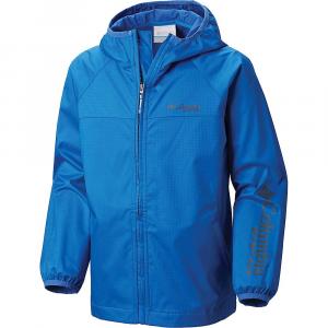 Columbia Boys' Tamiami Hurricane Jacket – XL – Vivid Blue