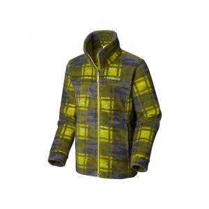Columbia Youth Boys' Zing III Fleece Jacket – Medium – Zour Camo Plaid