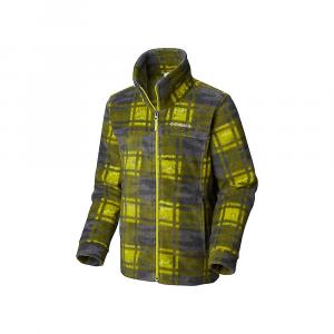 Columbia Toddler Boys' Zing III Fleece Jacket – 4T – Zour Camo Plaid