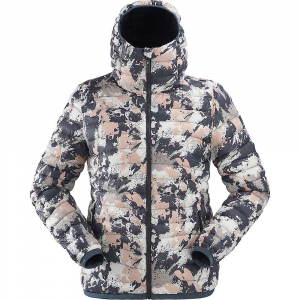 Eider Women's Venosc Hoodie Jacket – Small – Cameo Rose/Camo Print