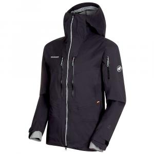 Mammut Men's Haldigrat HS Hooded Jacket – Small – Black
