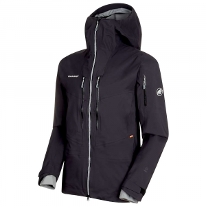 Mammut Men's Haldigrat HS Hooded Jacket – Medium – Black