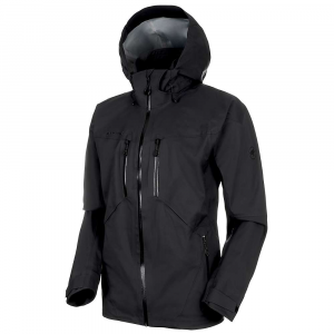 Mammut Men's Stoney HS Jacket – Small – Black