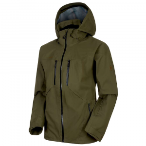 Mammut Men's Stoney HS Jacket – Small – Iguana