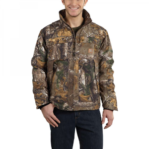 Carhartt Men's Quick Duck Camo Traditional Jacket – XL – Tall – Realtree Xtra