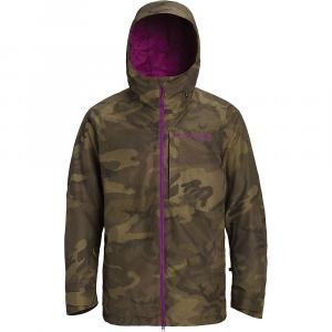Burton Men's GTX Radial Jacket – Small – Worn Camo