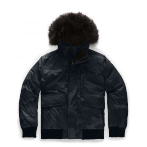 The North Face Kid's Gotham Down Jacket – XL – TNF Black Waxed Camo Print