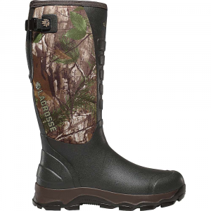 Lacrosse Men's 4x Alpha 16IN 3.5mm Neoprene Boot – 10 – Realtree Xtra Green