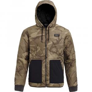 Burton Men's Mallet Hooded Jacket – Medium – Worn Camo