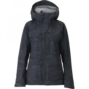 Strafe Women's Meadow Jacket – Small – Black Camo
