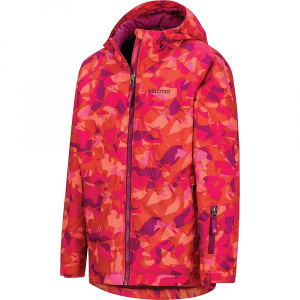Marmot Girls' Refuge Jacket – XL – Nasturtium Sweet Camo