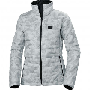 Helly Hansen Women's Lifaloft Insulator Jacket – XS – Grey Fog Camo