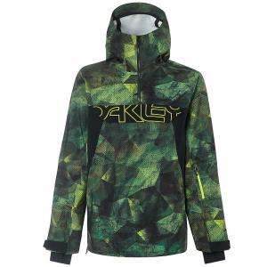 Oakley Men's Black Forest 2.0 Shell 3L 15K Jacket – XL – Geo Camo