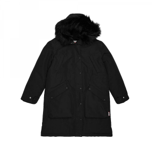 Hunter Women's Original Insulated Parka – Small – Black