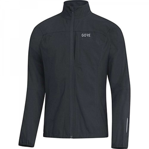 Gore Wear Men's Gore R3 GTX Active Jacket – Small – Black