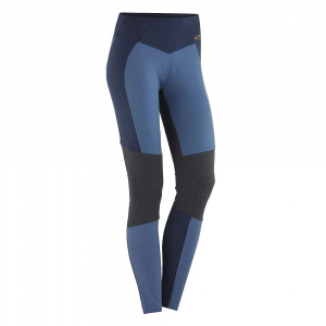 Kari Traa Women's Voss Base Layer Pant – Small – Blue