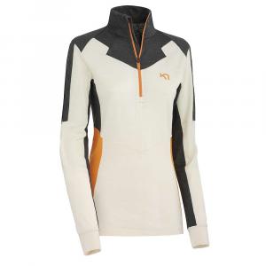 Kari Traa Women's Voss Long Sleeve Base Layer – Small – Swan