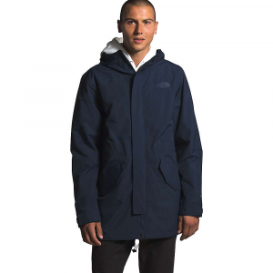 The North Face Men's City Breeze Rain Parka – Medium – Urban Navy