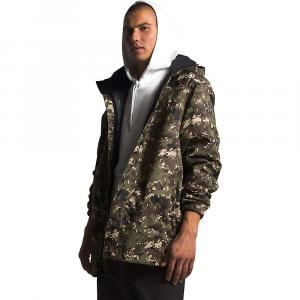 The North Face Men's Resolve Parka – XL – Burnt Olive Green Ux Digi Camo Print