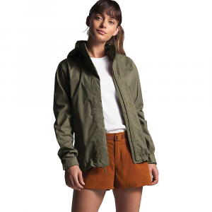The North Face Women's Venture 2 Jacket – Small – Burnt Olive Green Rain Camo Print