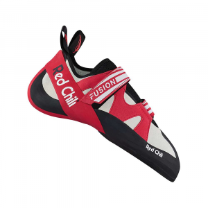 Red Chili Fusion VCR Climbing Shoe - 11 - Anthracite / Red