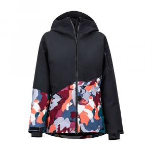 Marmot Women's Pace Jacket – Small – Black / Multi Pop Camo